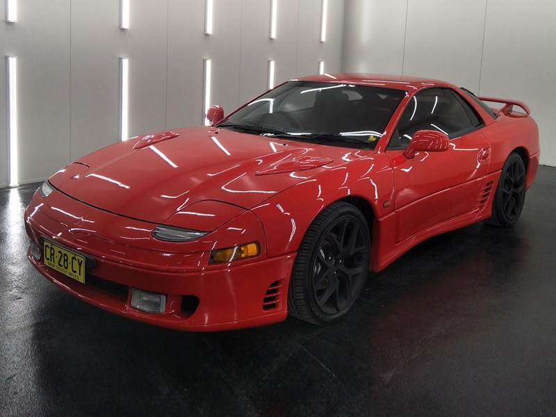 1993 Mitsubishi 3000gt Vr4 Today S Tempter