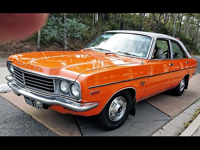 1976 Chrysler Centura