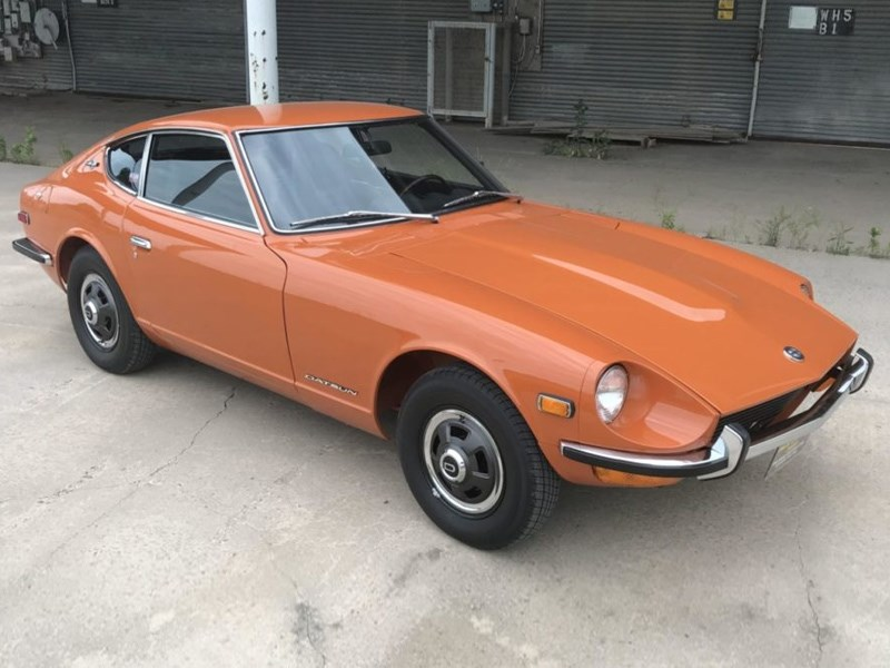 1970 Datsun 240z sells for AU$180,000 in the USA