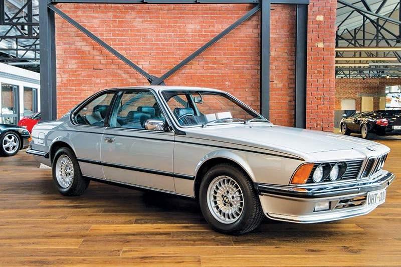 BMW 635CSi E24 review - Toybox