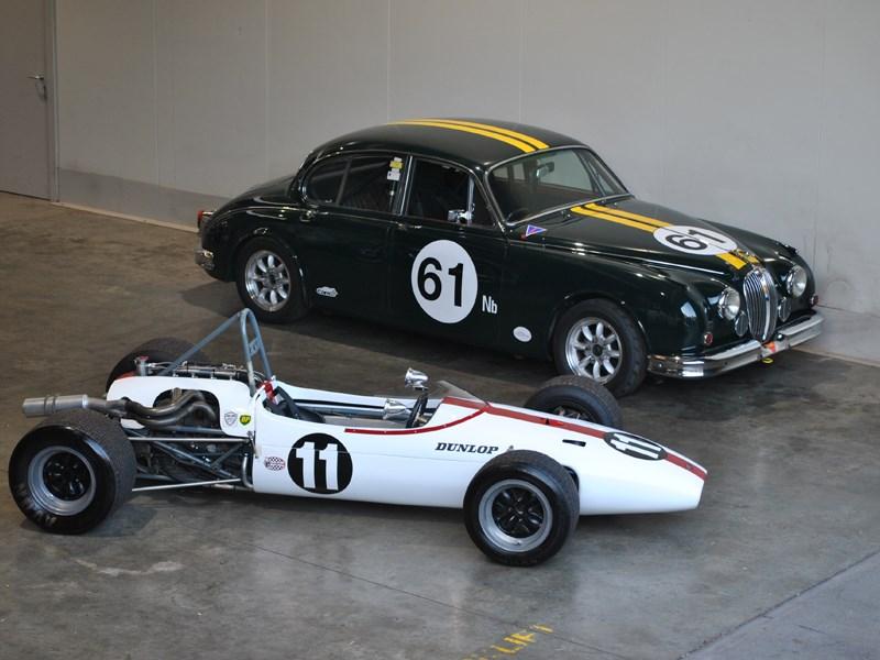 Brabham Racer Leads Local Historic Racing Car Auction