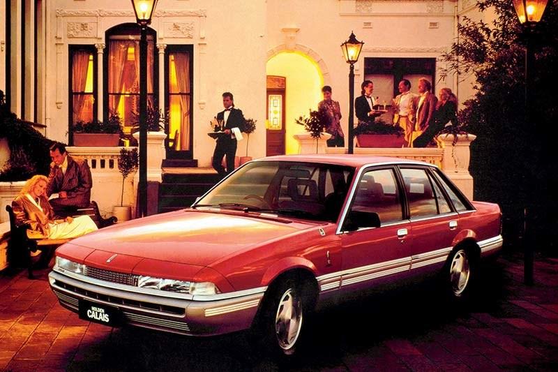 Holden Commodore/SLE/Calais VB-VL & VL Turbo - 2020 Market ...