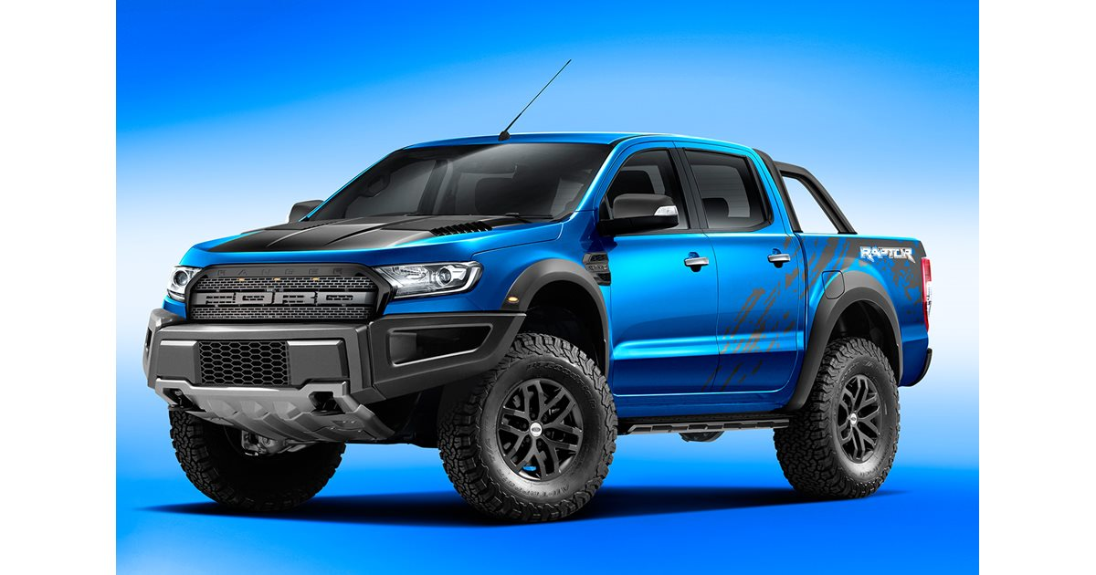Ford Ranger Raptor, HSV Colorado, Toyota Hilux TRD and Mercedes-AMG ute revealed