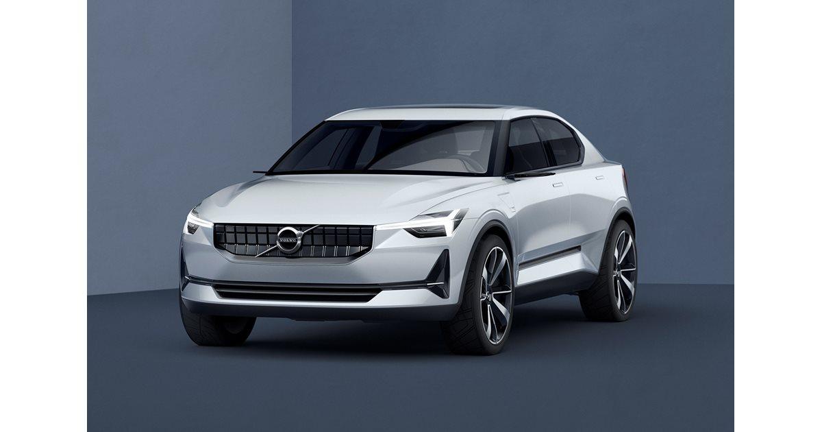 Volvo Model Overhaul Complete By 2020