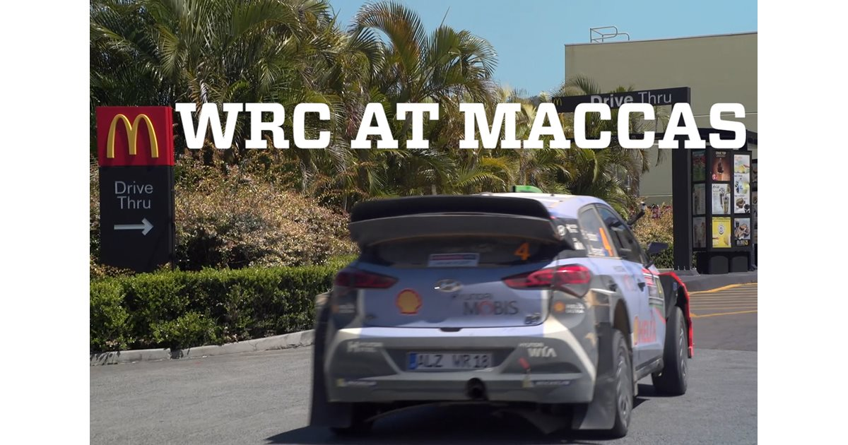 Do Wrc Cars Have All Wheel Drive