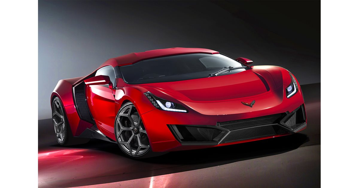 Next-gen Corvette to be right hook, mid-engined $120,000 ...
