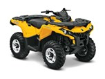Can-Am Outlander DPS 500