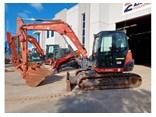 kubota excavator price list