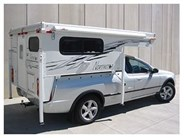 Northstar Offroada 6 Pop Top Camper