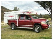 Northstar Offroada 9 Pop Top Camper