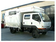 Northstar Offroada 10 Pop Top Camper