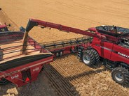 Case IH Axial Flow Combine Harvesters