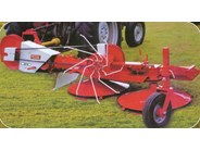 1600 Drum Mower