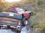 Trackabout Off Road Safari SV