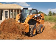 Case SR220 Wheel Skidsteer