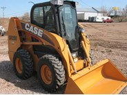 Case SR250 Wheel Skidsteer