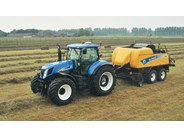 New Holland BB9060 Packer Cutter