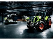 Claas Axion 850.50 CEBIS