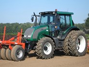 Valtra N111e (Power-Mode)