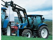 New Holland T6020 Delta ROPS