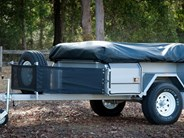 Johnno's Camper Trailers Dreamtime Off Road