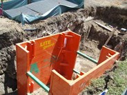 Lite Guard Manhole Box