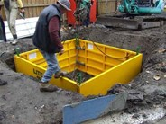 Lite Guard Manhole Box 1.8x1.8.1.8m
