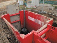 Shore Hire Shore 3M Manhole Box