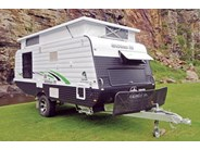 Goldstream RV 16ft 6in FKST Panther