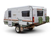 Trakmaster Gibson Pop-Top Caravan