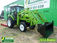 Agrison 60hp Ultra