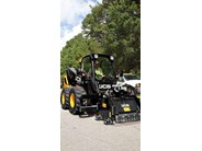 JCB 300 Skid Steer Loader