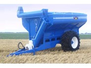 Finch 16T Single Axle Chaser Bin