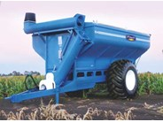 Finch 12T Single Axle Chaser Bin