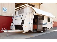Coromal Magnum Series Pop Top Caravan