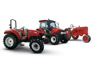 Case IH Farmall JX100