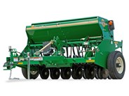 Great Plains 800 Trailed Double Disc drill