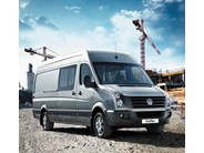 volkswagen crafter 50 (utility van) high roof 39216
