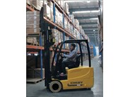 Chery Detank Three-Wheel Electric Forklift