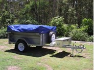 Bayside Camper Trailer On Road Camper Trailers