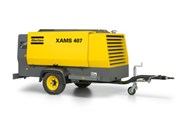 Atlas Copco Portable Air Compressor