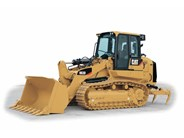 Caterpillar 963D Loader-Crawler