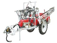 Silvan Vegetable Trailed Row King Sprayer
