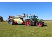 Hardi Commando II Trailed Sprayer