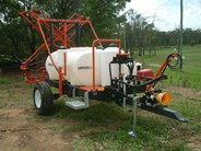Uniboom Trailing Sprayer