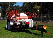 Uniboom Trailer Professional Series Sprayer