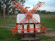 Uniboom Linkage Pro Series Sprayer