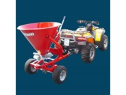 Cosmo PTP Series Tow Type Spinner Spreader