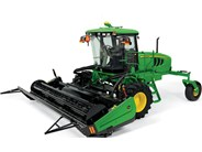 John Deere W150 Windrower