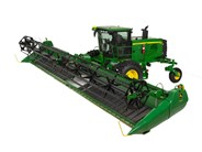 John Deere D450 Windrower